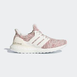 Candy cane pink adidas ultraboost 4.0